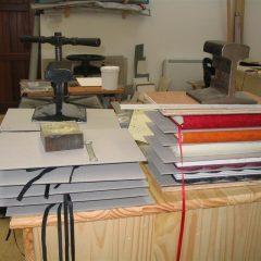 Journals cased in