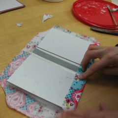 Padding note book